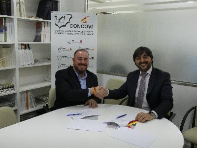 Aldes y CONCOVI firman un acuerdo para mejorar la calidad del aire en sus cooperativas afiliadas