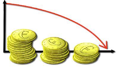 Ligero descenso del endeudamiento hipotecario por vivienda