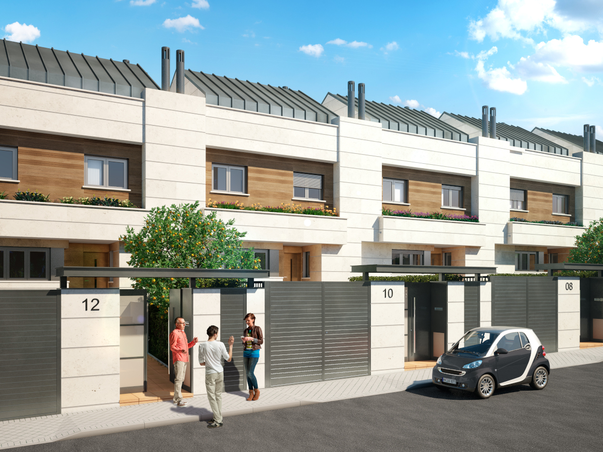 RESIDENCIAL ELIPSE S. COOP. MAD.
