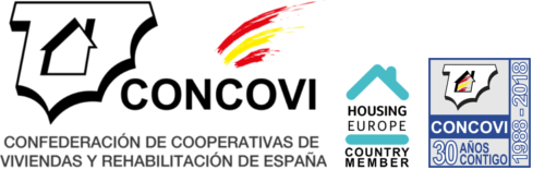 CONCOVI | Confederación de Cooperativas Viviendas de España